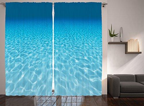 aqua colored rug - 6