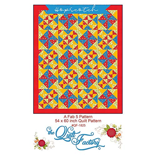 hopscotch quilt pattern - 5