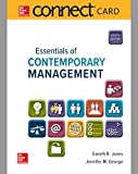 #9: Connect 1-Semester Access Card for Essentials of Contemporary Management