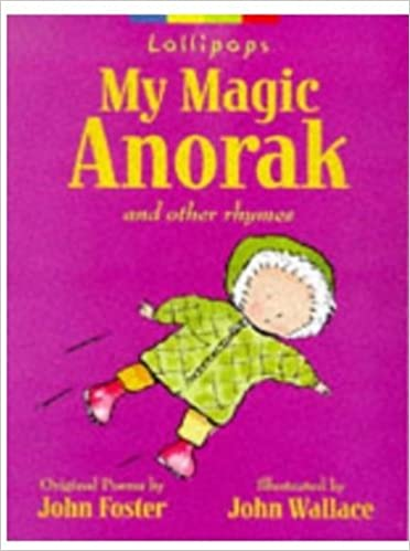 My Magic Lollipop (Fun Rhyming Books for Children)