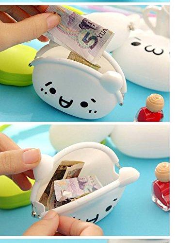Sac COMVIP Emoji monnaie Porte Cartoon Mignon nZXxwzrZ