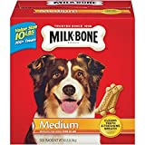 Cheap Milk-Bone Original Dog Biscuits – for Medium-Sized Dogs, 2 BOXES OF 10-Pound EACH (10 lb. Medium (2 Boxes))