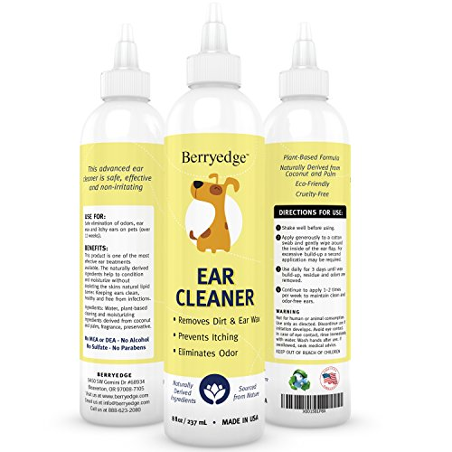 Best Rated Ear Cleaner For Dogs