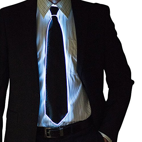Led Light Up Neckties in Florida - 6