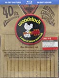 Woodstock 3 Days of Peace and Music Director's Cut 40th Anniversary Ultimate Collectors Edition (BD) [Blu-ray]