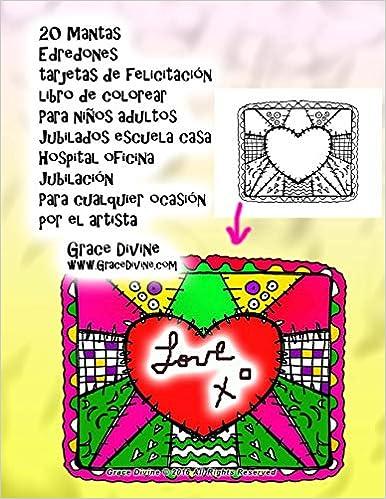 20 Mantas Edredones tarjetas de felicitación libro de ...