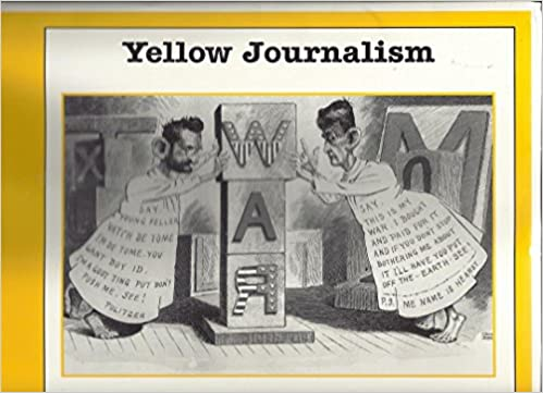 yellow journalism in india