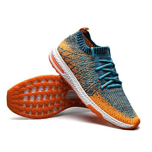 Lfeu Chaussure Orange Outdoor Running Multisport Sneaker dtCxshrQ
