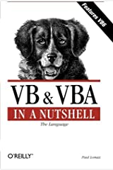 VB & VBA in a Nutshell: The Language (In a Nutshell (O'Reilly)) Paperback