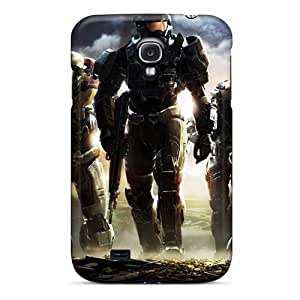 Premium Galaxy S4 Case - Protective Skin - High Quality For Halo Reach