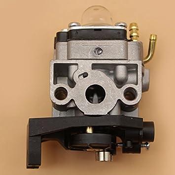 Nuevo carburador para Honda GX35 HHT35 HHT35S Motor de 4 tiempos 1 ...