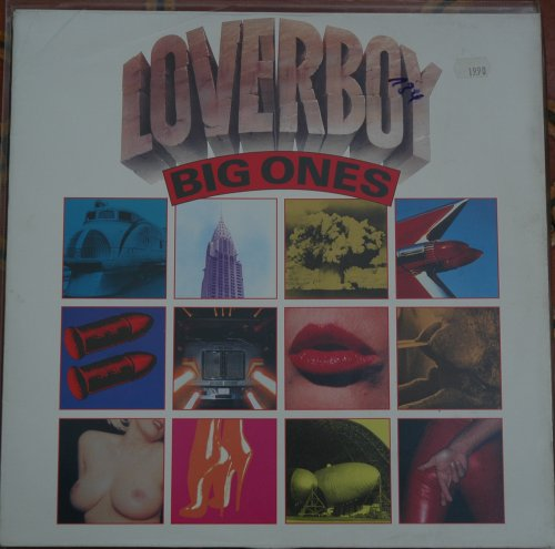 LOVERBOY - Big Ones Lp - Zortam Music