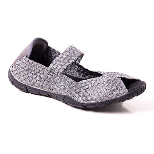 Corkys Womens Casual Comfort Fashion Glenda Flats Shoes Peltro