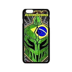 Tauren green skull robot Cell Phone Case for Iphone 6