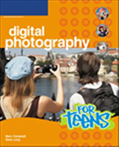 Don't be fooled by the title. Digital Photography for Teens doesn't make a half-hearted attempt at teaching the fundamentals of digital photography. It doesn't stop at the basics and it doesn't assume that as a teen, you aren't capable of tackling ad...