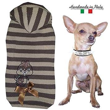 Chihuahua perro perros Sudadera Invierno Tamaño XS: Amazon.es: Productos para mascotas