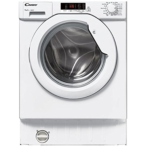 Candy CBWM914S-80 8kg 1400rpm Built In Washing Machine