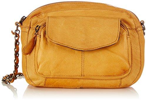 Ps de Over para Pieces Cross Cognac Cognac mujer Bag Leather Bolso Naina hombro gdw04