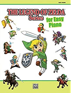 The Legend Of Zelda For Easy Piano Solos