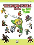zelda sheet music - The Legend of Zelda for Easy Piano: Easy Piano Solos