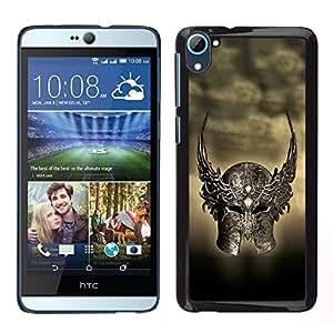 "For HTC Desire D826 , S-type Ancient Warrior alas Casco"" - Arte & diseño plástico duro Fundas Cover Cubre Hard Case Cover"