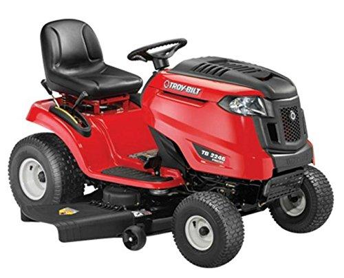 Troy Bilt TB2246 22hp 656cc Briggs 46 Lawn Tractor #13AAA1KT