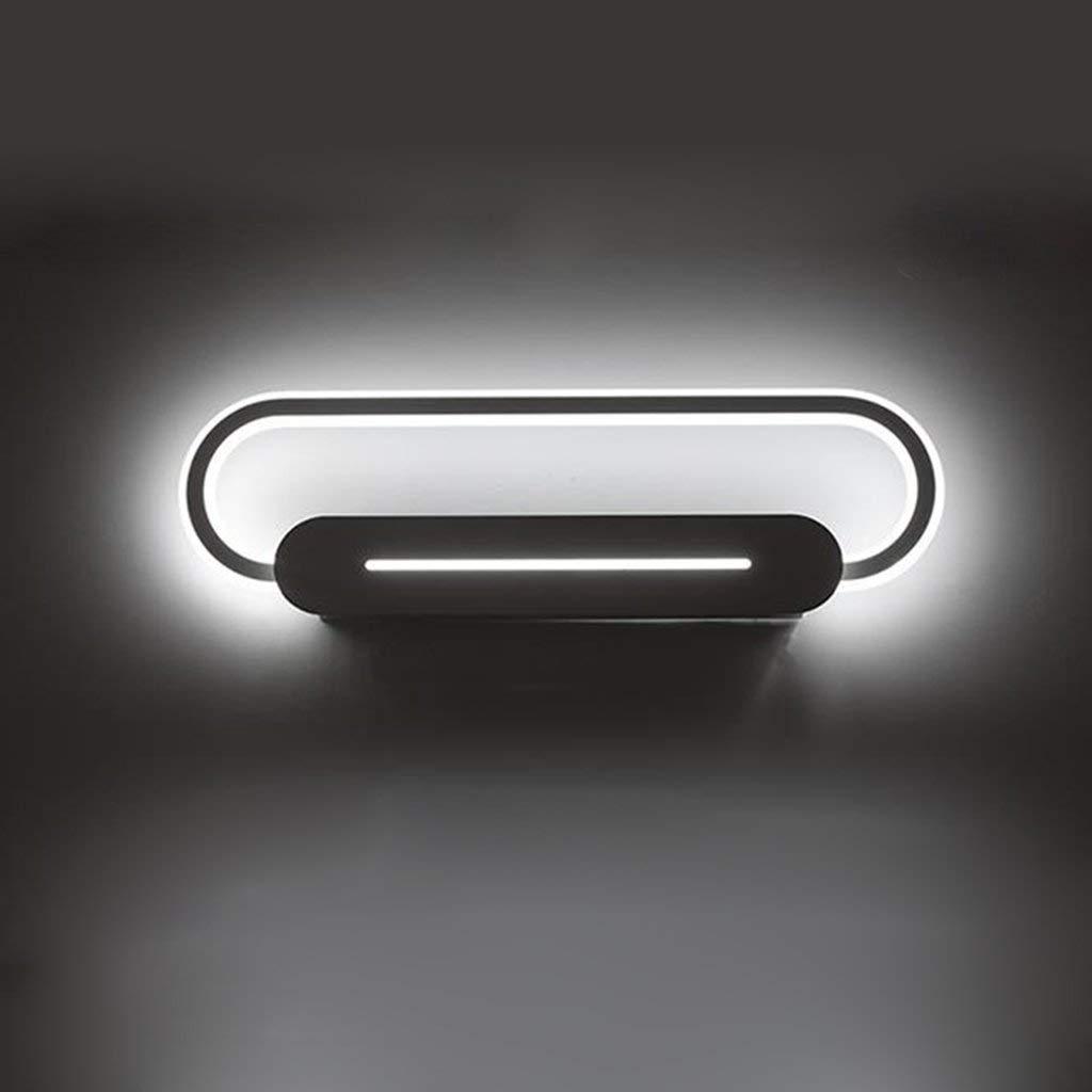 FXING Spiegel Lampen LED-Spiegel Scheinwerfer, Neigungswinkel verstellbar Badezimmer Badezimmer Anti-Beschlag Spiegel Schaltschrankleuchten Toiletten Moderne Badezimmer, die Scheinwerfer leuchten (FA