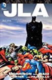 img - for JLA Vol. 4 (JLA (Numbered)) book / textbook / text book