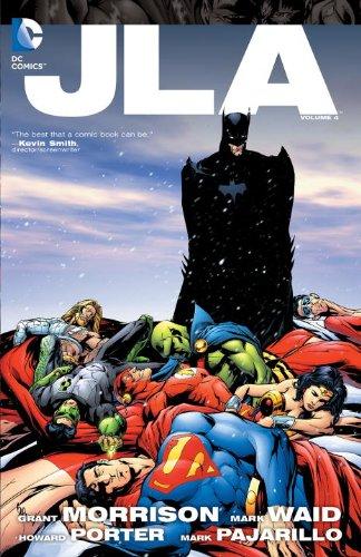 JLA Vol. 4 (Jla (Justice League of America))
