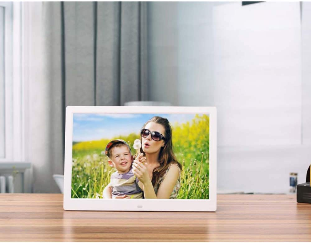 SPFDPF Digital Photo Frame 13 Inch Display Rack Advertising Machine Portable Hdmi Display Hd Multimedia