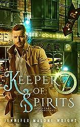 Keeper of Spirits  (Graveyard Guardians  Book 4)
