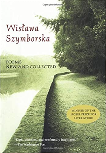 amazon com poems new and collected 9780156011464 wislawa