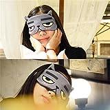 SuBoZhuLiuJ Lovely Sleeping Eye Mask with Cartoon
