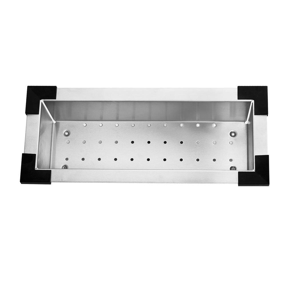 VIGO Stainless Steel Colander by VIGO