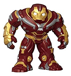 "Funko Pop Marvel: Avengers Infinity War 6"" Hulk Buster Figure, Multicolor"