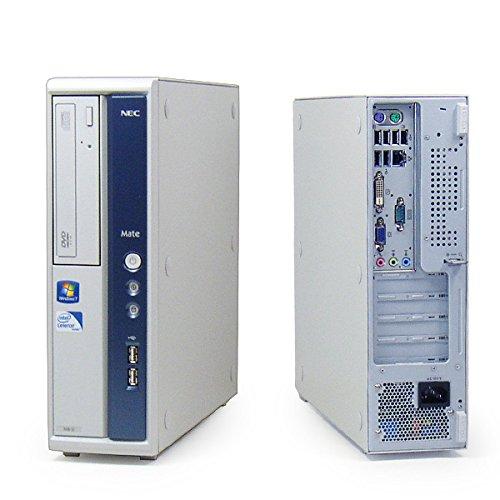 超可爱 メモリ増量!爆速Core i5!Office2013 650!中古パソコン(Win 日本メーカーNEC 7 Pro) Pro) 日本メーカーNEC MB-B 爆速Core i5 650 3.2G/高速メモリ4G/160GB/DVD-ROM/無線付 B01DCWBNYY, TSTAR:9ff3386e --- arbimovel.dominiotemporario.com