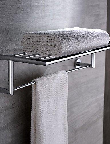 Lina @ Radiador-calentador de toallas, Modern cromo pared montaje