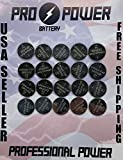 (100) Pro Power CR3032 3V Lithium Coin Batteries ''USA Seller'' New Stock
