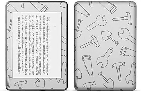 igsticker kindle paperwhite 第4世代 専用スキンシール キンドル ペーパーホワイト タブレット 電子書籍 裏表2枚セット カバー 保護 フィルム ステッカー 050752