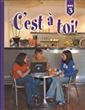 C'est a Toi: Level 3 (French Edition) offers