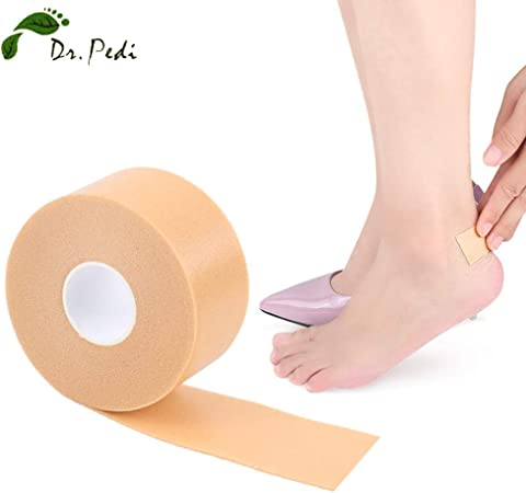 Foot Heel Sticker Skin Bandage with Extra Templates Anti-wear Blister Pads gift