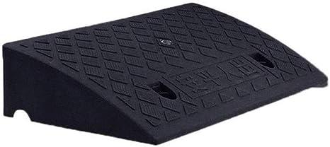High-strength Hard Plastic Threshold Step Mat Ramps Pad Portable Curb Ramp Car