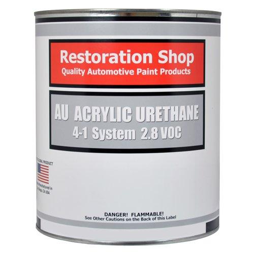 Restoration Shop - Complete Quart Kit - ELECTRIC BLUE METALLIC Acrylic Urethane Single Stage Car Auto Paint by Restoration Shop (Image #2)
