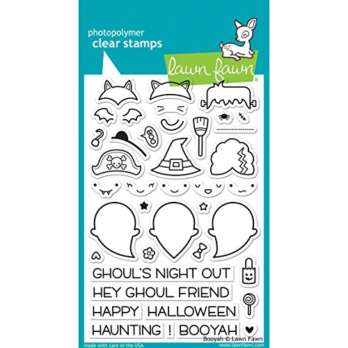 Lawn Fawn Clear Stamps - LF932 Booyah]()