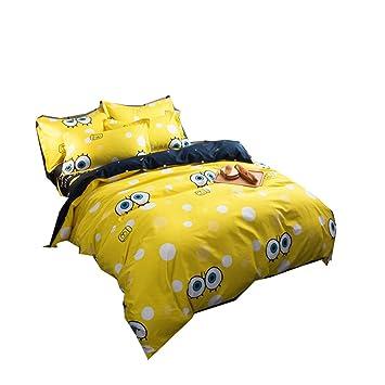 Amazon.com: ORIHOME - Juego de sábanas para bebé de dibujos ...