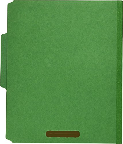 Nature Saver 2-Divider Letter Classification Folders