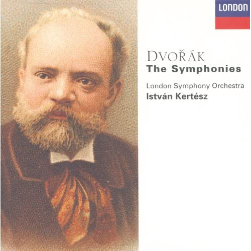 Dvorák: The Symphonies/Overtures (6 CDs)
