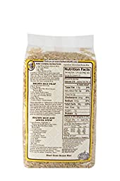 Bob\'s Red Mill Rice Short Grain Brown, 27 Ounce (Pack of 4)