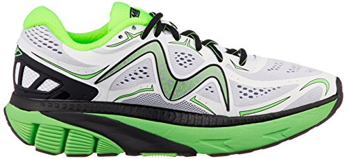Scarpe Uomo 17 Black White Green Walking Gt Mbt Zx7qTRC
