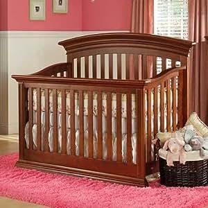 Amazon Com Baby S Dream Curve Top Crib Legendary